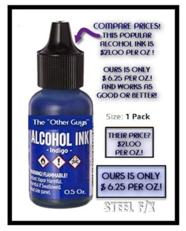 COMPARE PRICES ON ALCOHOL INK